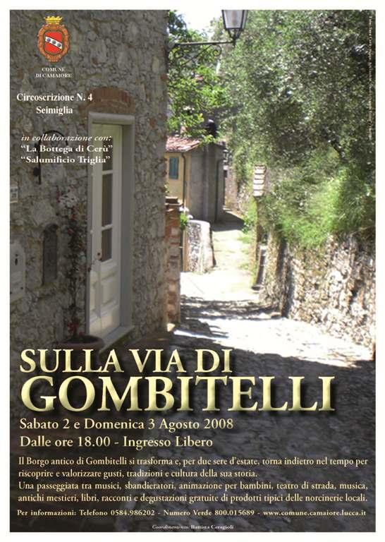 GOMBITELLI 2008