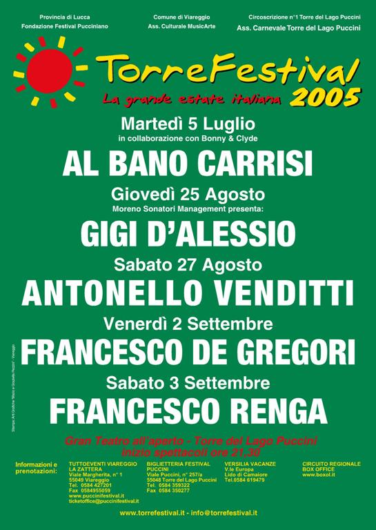 Torrefestival 2005