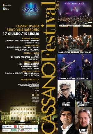 Cassano Festival 2015