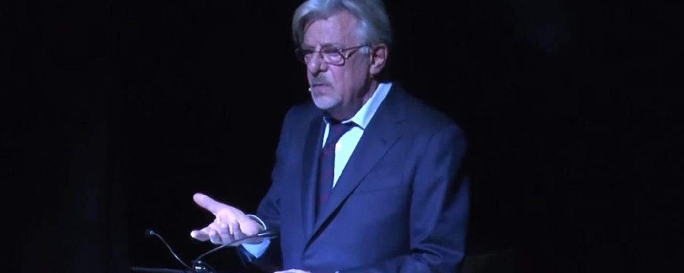 Giancarlo Giannini in Le Parole Note
