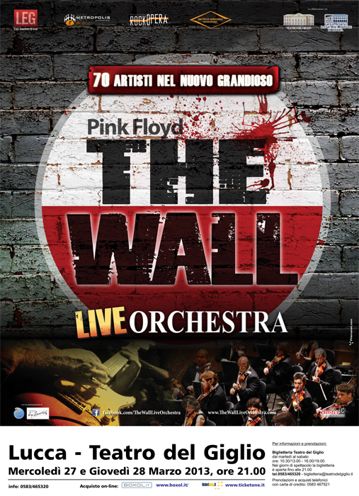 The Wall Live Orchestra